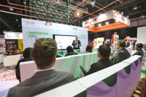 "WETEX и Dubai Solar Show представят ""Инновационный зал"""