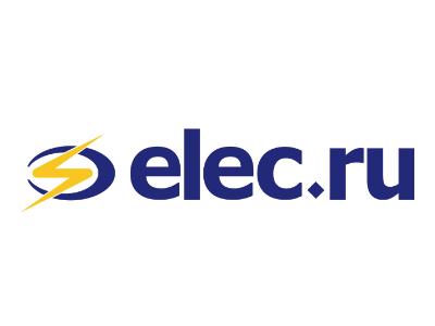 elec.ru логотип