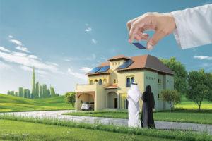 DEWA установит солнечные батареи в 10% домов граждан ОАЭ в Дубае