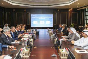 Вице-премьер Италии посетил DEWA и рассмотрел ее ведущие проекты
